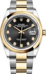 Rolex » Datejust » Datejust 36mm Steel and Yellow Gold » 126203-0022