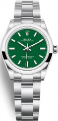 Rolex » Oyster Perpetual » Oyster Perpetual 31mm Steel » 277200-0006
