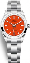Rolex » Oyster Perpetual » Oyster Perpetual 31mm Steel » 277200-0008