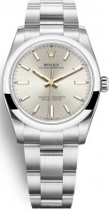 Rolex » Oyster Perpetual » Oyster Perpetual 34 mm Steel » 124200-0001