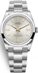 Rolex » Oyster Perpetual » Oyster Perpetual 36 mm Steel » 126000-0001