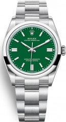 Rolex » Oyster Perpetual » Oyster Perpetual 36 mm Steel » 126000-0005