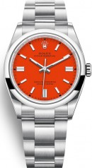 Rolex » Oyster Perpetual » Oyster Perpetual 36 mm Steel » 126000-0007
