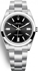 Rolex » Oyster Perpetual » Oyster Perpetual 41 mm Steel » 124300-0002