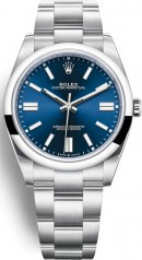 Rolex » Oyster Perpetual » Oyster Perpetual 41 mm Steel » 124300-0003