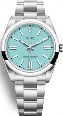 Rolex » Oyster Perpetual » Oyster Perpetual 41 mm Steel » 124300-0006