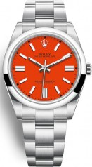 Rolex » Oyster Perpetual » Oyster Perpetual 41 mm Steel » 124300-0007