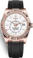 Rolex » Sky-Dweller » Sky-Dweller 42mm Everose Gold » 326235-0004
