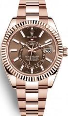 Rolex » Sky-Dweller » Sky-Dweller 42mm Everose Gold » 326935-0006