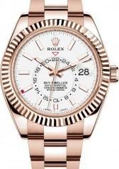 Rolex » Sky-Dweller » Sky-Dweller 42mm Everose Gold » 326935-0005