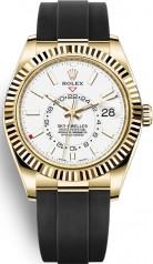 Rolex » Sky-Dweller » Sky-Dweller 42mm Yellow Gold » 326238-0006