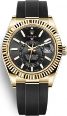 Rolex » Sky-Dweller » Sky-Dweller 42mm Yellow Gold » 326238-0009