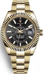 Rolex » Sky-Dweller » Sky-Dweller 42mm Yellow Gold » 326938-0004
