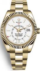Rolex » Sky-Dweller » Sky-Dweller 42mm Yellow Gold » 326938-0005