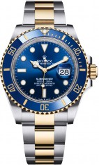 Rolex » Submariner » Submariner Date 41 mm Steel and Yellow Gold » 126613lb-0002
