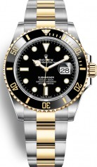 Rolex » Submariner » Submariner Date 41 mm Steel and Yellow Gold » 126613ln-0002