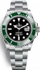 Rolex » Submariner » Submariner Date 41 mm Steel » 126610lv-0002