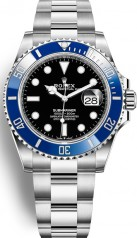 Rolex » Submariner » Submariner Date 41 mm White Gold » 126619lb-0003