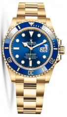 Rolex » Submariner » Submariner Date 41 mm Yellow Gold » 126618lb-0002