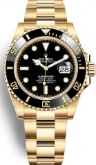 Rolex » Submariner » Submariner Date 41 mm Yellow Gold » 126618ln-0002