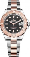 Rolex » Yacht-Master » Yacht-Master 37mm Everose Gold and Steel » 268621-0004