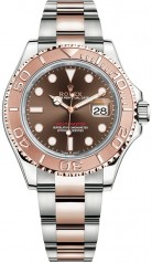 Rolex » Yacht-Master » Yacht-Master 40mm Steel and Everose Gold » 126621-0001