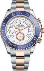 Rolex » Yacht-Master » Yacht-Master II 44mm Steel and Everose Gold » 116681-0002