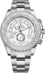 Rolex » Yacht-Master » Yacht-Master II 44mm White Gold and Platinum » 116689-0002