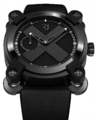 Romain Jerome » _Archive » Moon-DNA Moon Invader 40 Auto » RJ.M.AU.IN.020 Black