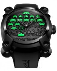Romain Jerome » _Archive » Capsules Space Invaders 46 mm » RJ.M.AU.IN.006.04