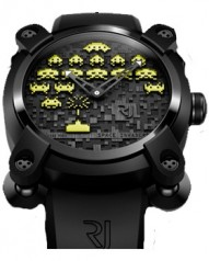 Romain Jerome » _Archive » Capsules Space Invaders 46 mm » RJ.M.AU.IN.006.05