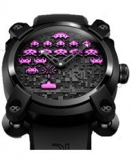 Romain Jerome » _Archive » Capsules Space Invaders 46 mm » RJ.M.AU.IN.006.07