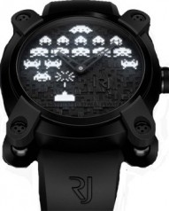 Romain Jerome » _Archive » Capsules Space Invaders 46 mm » RJ.M.AU.IN.006.01