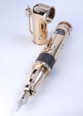 Romain Jerome » Accessories » Fountain Pen » Jean Pierre Lepine Titanic Pink Gold Fountain Pen