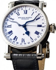 Speake-Marin » Calendars » The Piccadilly Double Serpent Calendar » PMWG3E10W