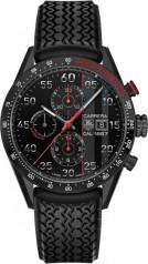 TAG Heuer » Carrera » Calibre 1887 Automatic Chronograph Monaco Grand Prix 43 mm » CAR2A83.FT6033