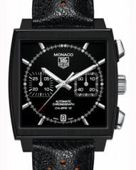 TAG Heuer » Monaco » Calibre 12 Chronograph ACM Limited Edition » CAW211M.FC6324