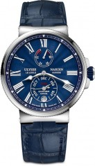 Ulysse Nardin » Marine » Annual Calendar Chronometer » 1133-210/E3
