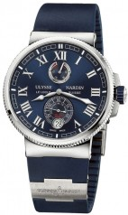 Ulysse Nardin » Marine » Chronometer Manufacture 43mm » 1183-126-3/43