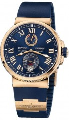 Ulysse Nardin » Marine » Chronometer Manufacture 43mm » 1186-126-3/43