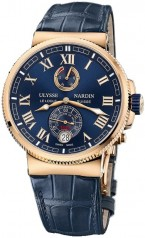 Ulysse Nardin » Marine » Chronometer Manufacture 43mm » 1186-126/43
