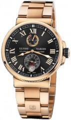 Ulysse Nardin » Marine » Chronometer Manufacture 43mm » 1186-126-8M/42