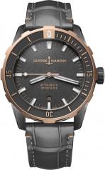 Ulysse Nardin » Diver » Diver Automatic 42 » 8163-175/GREY-5N