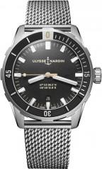 Ulysse Nardin » Diver » Diver Chronometer 42 » 8163-175-7MIL/92