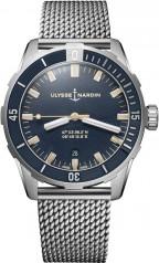 Ulysse Nardin » Diver » Diver Chronometer 42 » 8163-175-7MIL/93