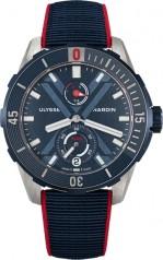Ulysse Nardin » Diver » Diver Chronometer 44 » 1183-170LE/93-NEMO
