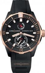 Ulysse Nardin » Diver » Diver Chronometer 44 » 1185-170-3/BLACK