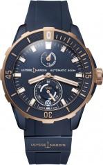 Ulysse Nardin » Diver » Diver Chronometer 44 » 1185-170-3/BLUE