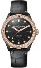 Ulysse Nardin » Diver » Lady Diver 39 mm » 8165-182B/BLACK