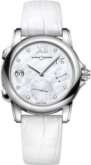 Ulysse Nardin » Classic » Dual Time Lady Manufacture » 3243-222/390